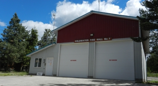 Coldwater Band Fire Hall